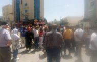 بالفيديو: مسيرة لحراك 14 جوان للمطالبة بحلّ البرلمان!!