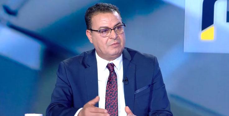 المغزاوي يدعو إلى تشكيل حكومة حزبية لا تضمّ حركة النهضة..