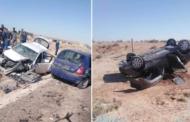 وفاة شخصين و8 حالتهم حرجة إثر حادث مرور بقابس