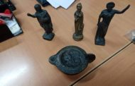 سيدي بوزيد: حجز أربع قطع أثرية مهربة