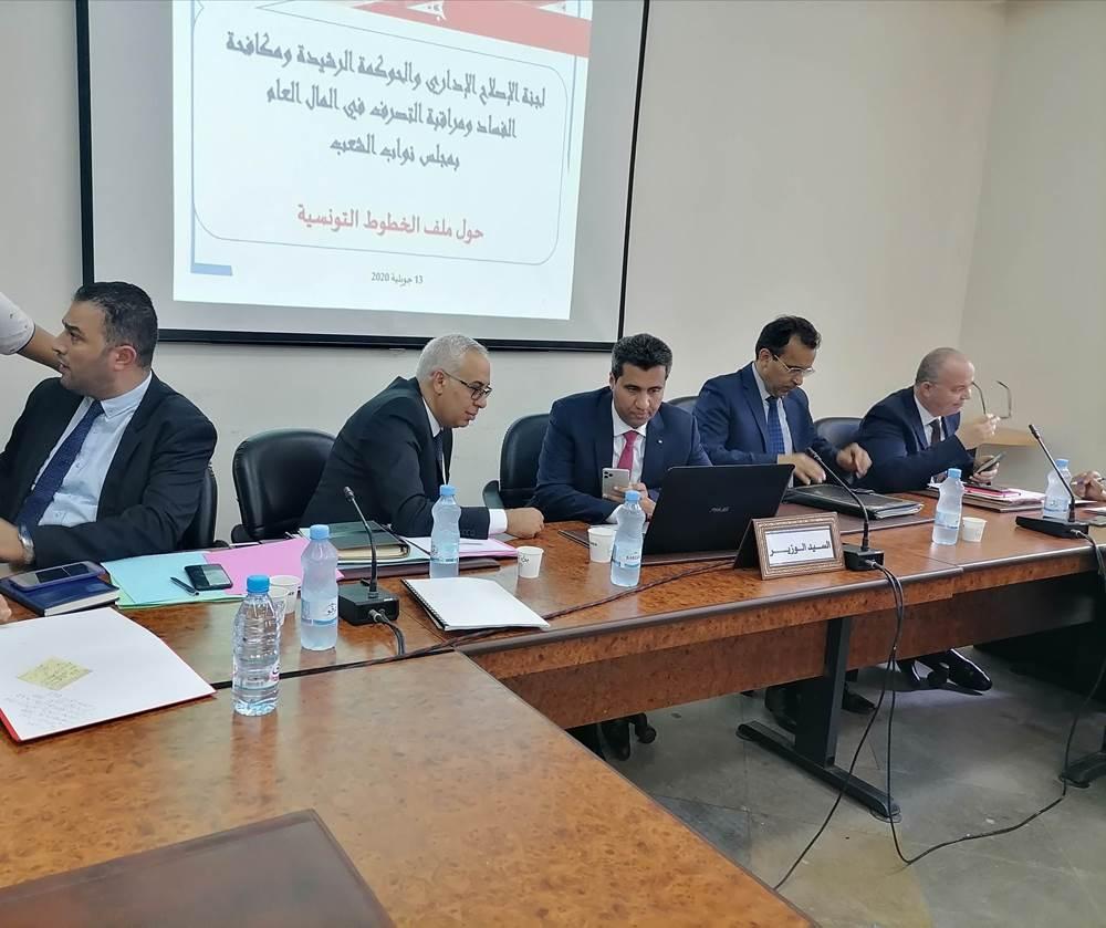 وزارة النقل تُعلن عن خسائر قياسية بسبب أزمة
