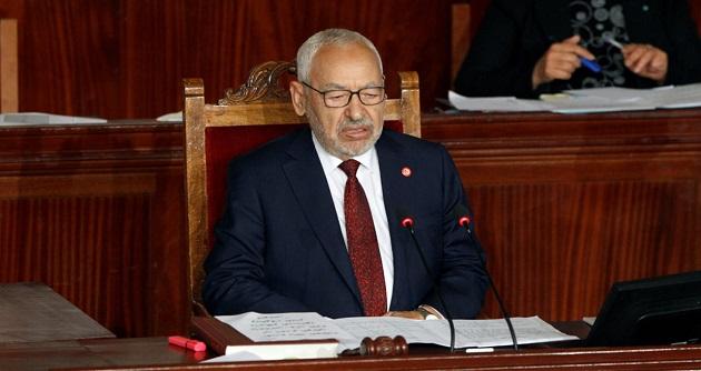 مكتب البرلمان يحدّد موعد الجلسة العامّة للنظر في لائحة سحب الثقة من الغنوشي
