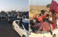في خطوة تصعيديّة.. أهالي رمادة يغادرون المنطقة في اتّجاه الحدود الليبيّة