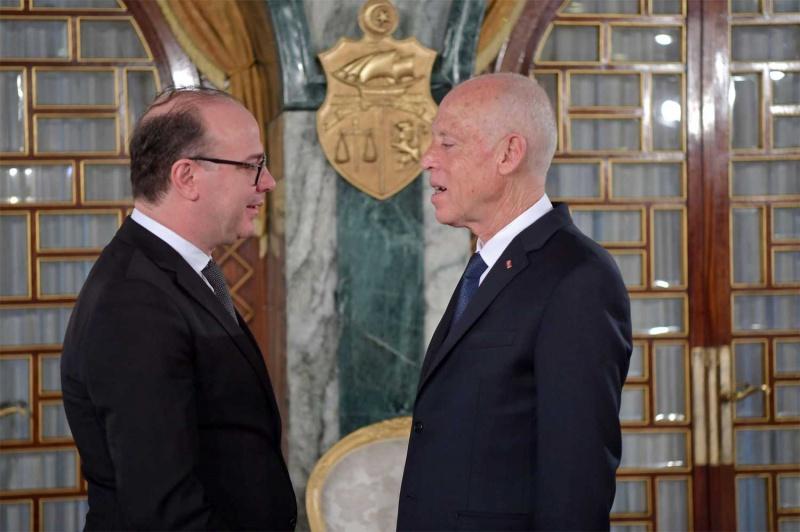 عاجل: رئيس الجمهورية يطلب من الفخفاخ الإستقالة