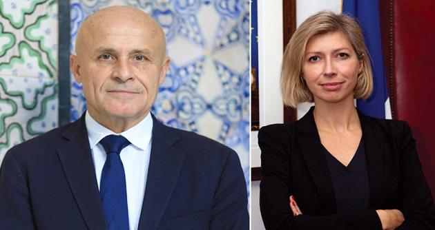 سفارة فرنسا توضّح بخصوص تعيين آن كلير لوجندر مكان أوليفييه بوافر دارفور