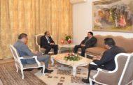 وزير الداخليّة يستقبل سفير دولة قطر بتونس