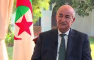 الرئيس الجزائري يحذر من تحول ليبيا إلى