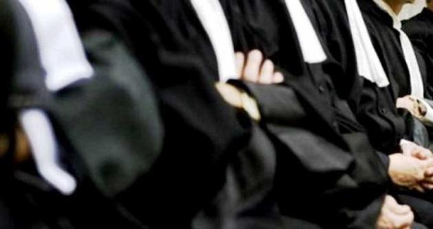 سيدي بوزيد/ 10 محامين أمام مجلس التأديب..