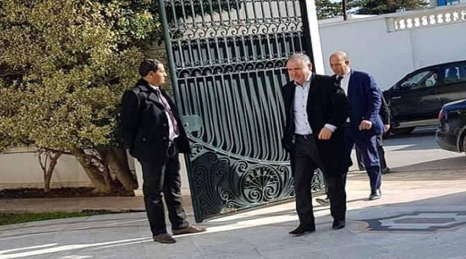 منع الصحفيين من دخول قصر الضيافة بقرطاج..