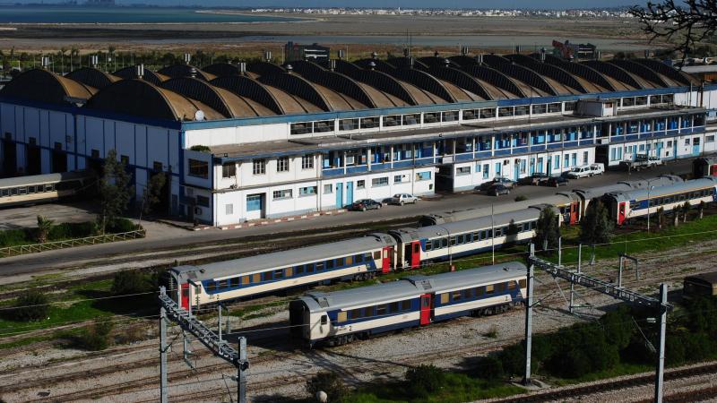 خسائر مالية كبرى للسكك الحديدية جراء تراجع نقل الفسفاط عبر القطار