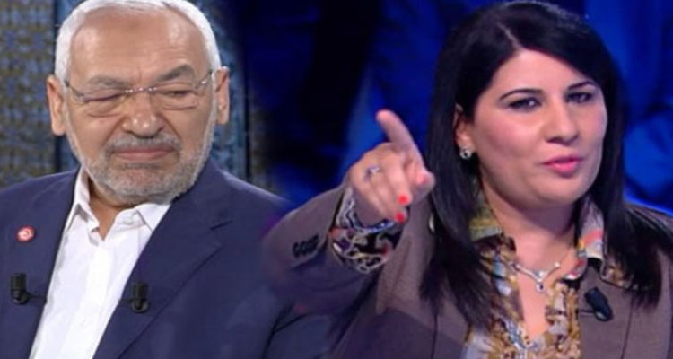 عبير موسي تكشف المستور: هكذا نجا الغنوشي من سحب الثقة!!