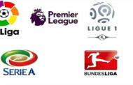 برنامج أبرز مباريات اليوم في الدوريات الاوروبية