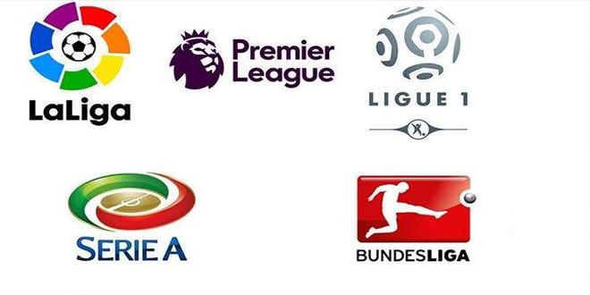 برنامج أبرز مقابلات اليوم في الدوريات الأوروبية