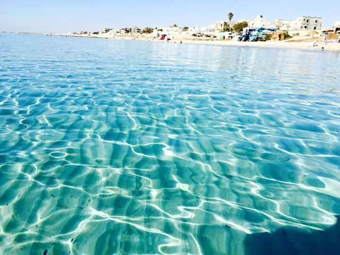 بالصور: 7 شواطئ خلابة غير معروفة لدى التونسيين!!