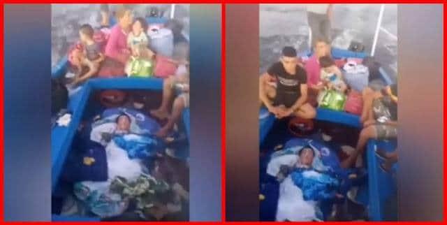 فيديو /حرقة جماعية لعائلة تونسية من بينهم طفل بجهاز تنفّس إصطناعي
