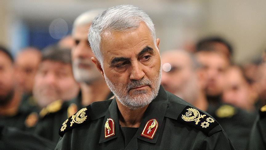 إيران تعدم المتهم بتحديد موقع قاسم سليماني
