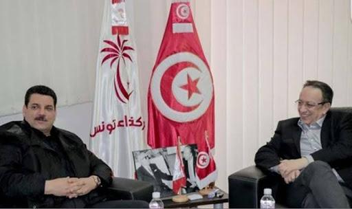 نداء تونس: انتخاب قاسم مخلوف أمينا عاما.. وطرد حافظ قايد السبسي وعلي الحفصي