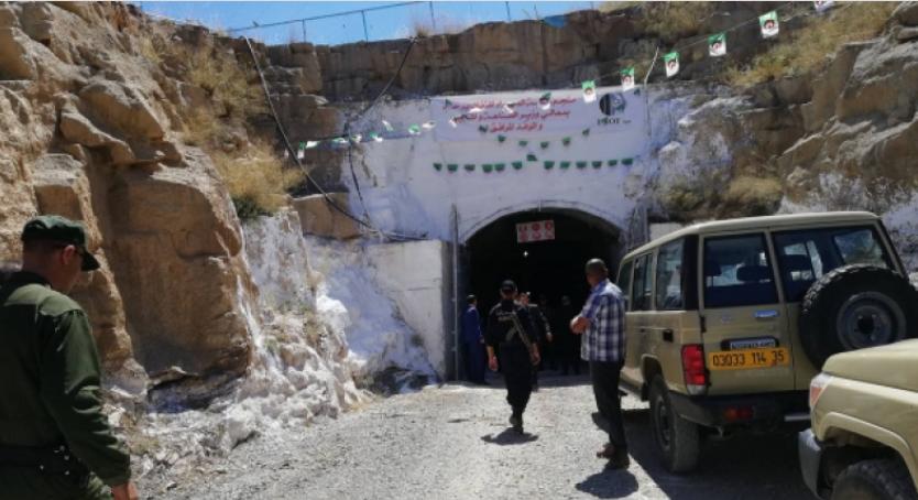 الجزائر: قتلى وجرحى في انفجار منجم للزنك بسطيف