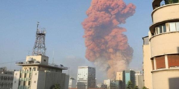 انفجار بيروت/ سقوط 10 قتلى والإصابات لا تُحصى..