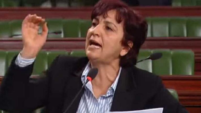 سامية عبو : حركة النهضة تآمرت على الثورة