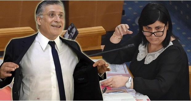 نبيل القروي: موسي حولت البرلمان إلى ''ستار أكاديمي'' وتلفزات الخليج تعول عليها