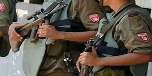 (إثر استشهاد عسكري برصاص مُهرّب) - آفاق تونس يدعو إلى رفع الغطاء السياسي عن عصابات التهريب