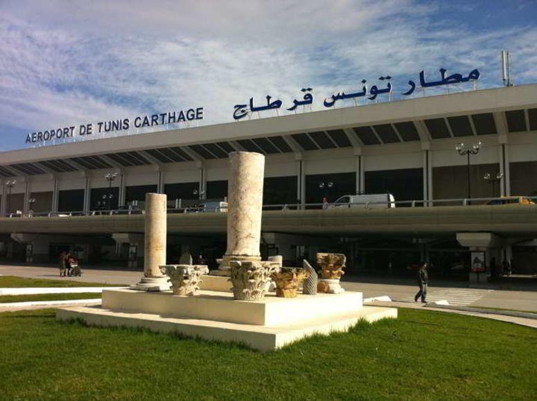 كورونا: اجراء 3 آلاف تحليل لفائدة الموظفين بمطار تونس قرطاج