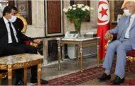 بعد لقائه بسعيّد.. النائب العامّ لدولة قطر يلتقي الغنوشي