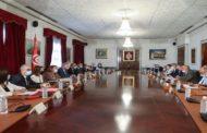 تنعقد حاليا/ أوّل جلسة حوار بين حكومة المشيشي واتّحاد الشغل