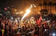 مظاهرات ليليّة في مصر للمطالبة بإسقاط النظام.. واعتقالات في صفوف المتظاهرين