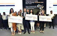 بمناسبة مرور 10 سنوات على إطلاقها : أورنج تونس تعلن عن الفائزين الثلاثة في المسابقة الوطنية للمشاريع الإجتماعية لمنطقة إفريقيا والشرق الأوسط لسنة 2020