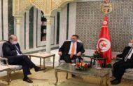 الجرندي يلتقي سفيريْ الولايات المتّحدة بتونس وليبيا