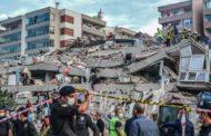 ارتفاع حصيلة ضحايا الزلزال الذي ضرب تركيا