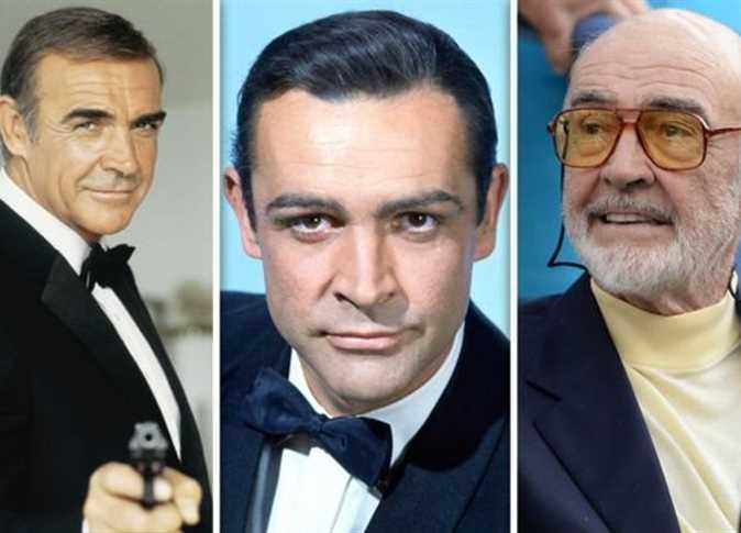 اشتهر بأدوار جيمس بوند: رحيل الممثل شون كونري عن سن 90 سنة