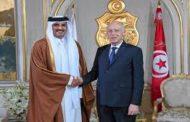تقرير: قطر وتونس علاقات أخوية وطيدة وأهداف وتطلعات مشتركة