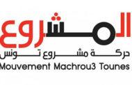 حزب سياسي يسطو على مبادرة الحوار الوطني لحركة مشروع تونس!!