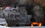 انفجار كبير يهزّ مدينة ناشفيل الأمريكيّة (فيديو)