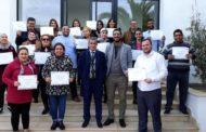 بتنظيم من المركز الافريقي لتدريب الصحفيين والاتصاليين: نجاح باهر للدورة التدريبية الأولى حول الصحافة واللامركزية