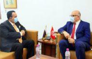 بعد انفتاح بلاده على الكفاءات التونسية: لقاء هادف بين وزير الصحة وسفير دولة قطر بتونس