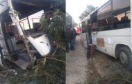 المنستير: انزلاق حافلة تقلّ 30 عاملا..