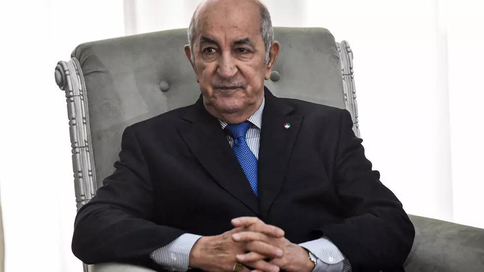الرئيس تبون يعود إلى الجزائر