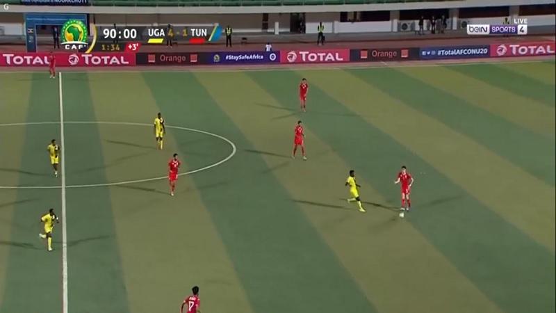 نصف نهائي بطولة افريقيا اواسط.. تونس تنهزم امام اوغندا