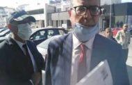 (بالفيديو/ عاجل) - كمال بن يونس يحاول اقتحام وكالة تونس إفريقيا للأنباء..