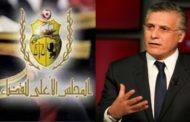 بسبب القروي: المجلس الاعلى للقضاء يندد بالضغط على القضاء ومشاركة نواب فيه!!