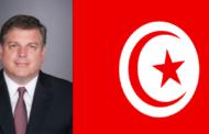 السفير الأمريكي: واشنطن ستواصل الوقوف الى جانب تونس!!