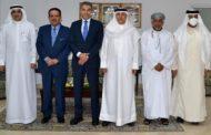 في حضور السفير القطري: سفارة البحرين بتونس تحتضن اجتماع تنسيقي لسفراء دول مجلس التعاون الخليجي