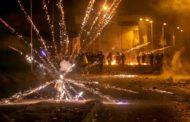 بالصور: مواجهات عنيفة بين الأمن ومحتجيين في سيدي حسين!!