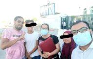 (سيدي حسين) - الإعتداء على والدة الطفل القاصر واقتيادها إلى مركز الأمن..؟