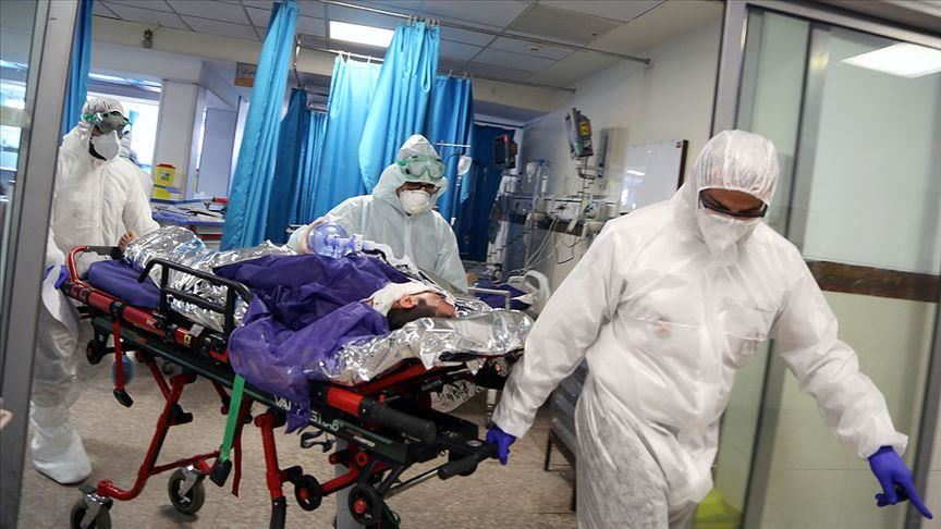 أرقام مرعبة: تسجيل 134 حالة وفاة و 9823 إصابة جديدة بفيروس كورونا!!