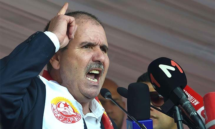 اتحاد الشغل يطالب سعيّد بالإسراع في تعيين رئيس للحكومة